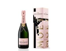 Moët & Chandon Rosé Living Ties Gift box